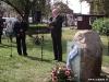 09/2011 Odsłonięcia tablicy ofiar wybuchu wagonu z trotylem - zdjęcie 3
