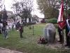 09/2011 Odsłonięcia tablicy ofiar wybuchu wagonu z trotylem - zdjęcie 5