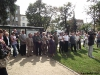 09/2011 Odsłonięcia tablicy ofiar wybuchu wagonu z trotylem - zdjęcie 6