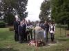09/2011 Odsłonięcia tablicy ofiar wybuchu wagonu z trotylem - zdjęcie 7