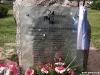 09/2011 Odsłonięcia tablicy ofiar wybuchu wagonu z trotylem - zdjęcie 8