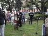 09/2011 Odsłonięcia tablicy ofiar wybuchu wagonu z trotylem - zdjęcie 9
