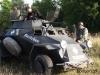 zjęcie 1 - Toruński zlot pojazdów militarnych