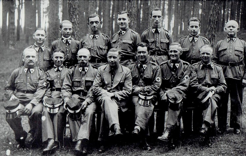 Podgórz - powrót do Niepodległości - stare zdjęcie